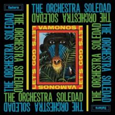 Orchestra Soledad - Vamonos / Let's Go ( 1 VINYL ) - Muzica Latino