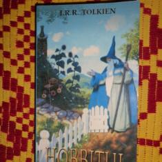 Hobbitul   311pag/an2002- Tolkien