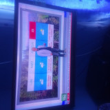 vand plasma lg 106 cm. full hd.. butoanele sunt cuu touchdcreen pe Tv