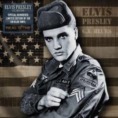 Elvis Presley - G.I. Blues -Coloured- ( 1 VINYL ) - Muzica Rock & Roll