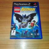 Joc Playstation 2/ps2 Lego Batman The Video Game - Jocuri PS2 Altele