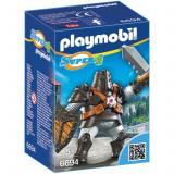 Super 4 Uriasul negru Playmobil