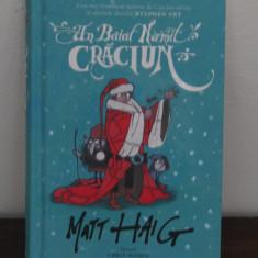 UN BAIAT NUMIT CRACIUN- Matt Haig - Carte de aventura