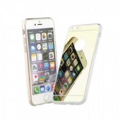 Husa silicon TPU Apple iPhone 7 Mirror Aurie