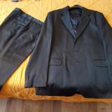 Costum barbatesc, mar 56 - Costum barbati Armani, Culoare: Nero