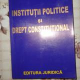 Institutii politice si drept constitutional an 2006/442pag- Cristian Ionescu