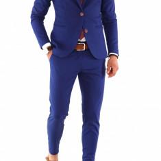 Costum - sacou + pantaloni + vesta - costum barbati 8522, Marime: 46, 48, 50, Culoare: Din imagine