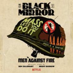 OST - Black Mirror Men.. ( 2 VINYL ) - Muzica soundtrack