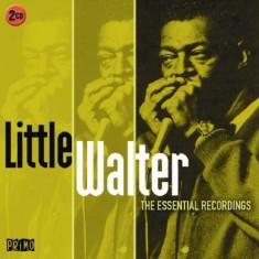 Little Walter - Essential Recordings ( 2 CD ) - Muzica Blues