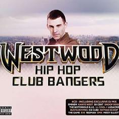 V/A - Westwood: Hip-Hop Club.. ( 4 CD ) - Muzica Hip Hop