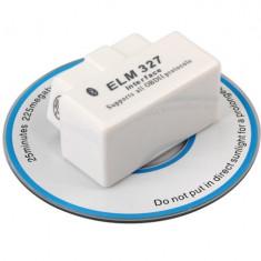 Mini Interfata tester diagnoza auto bluetooth obd2 ELM 327 OBD II Torque - Interfata diagnoza auto