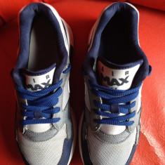 Nike Air Max originali, piele naturala+textil, marimea 40-25 cm. - Adidasi barbati Nike, Culoare: Multicolor