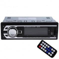 Mp3 Player Auto 4x60W 8027BT cu Bluetooth Slot Card SD USB FM AUX Telecomanda