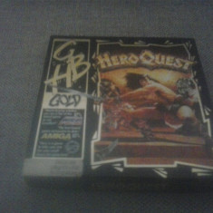 Heo Quest - AMIGA Commodore, Actiune, 3+