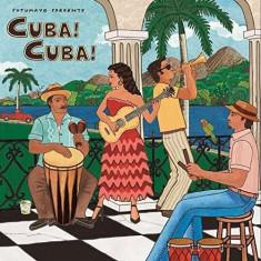 Putumayo Presents - Cuba Cuba ( 1 CD ) - Muzica Sarbatori