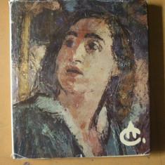 Ciucurencu Al. album pictura Bucuresti 1962 40 ilustratii text germana