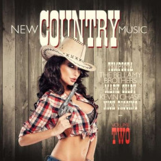 V/A - New Country Music Vol.2 ( 2 CD ) - Muzica Country