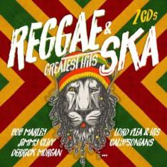 V/A - Reggae & Ska - Greatest.. ( 2 CD ) - Muzica Reggae