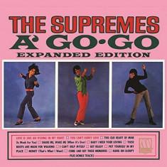 Supremes - Supremes a Go Go ( 2 CD ) - Muzica R&B