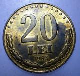 2.117 ROMANIA 20 LEI 1993