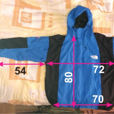 Geaca North Face Gore Tex xcr summit series, marime XXL - Geaca barbati The North Face, Marime: 52, Culoare: Bleu
