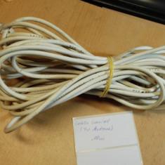 Cablu Coaxial (TV Antena) 10 m, Cabluri coaxiale