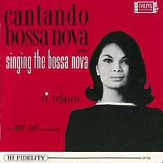 Vi Velasco/Zoot Sims - Cantando Bossa.. -Shm-Cd- ( 1 CD ) - Muzica Jazz