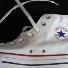 Vand conversi albi femei originali individualizati TIFF - Tenisi dama Converse, Marime: 39