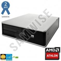 Calculator Incomplet + AMD Athlon 64 1640B 2.7GHz DDR2 SATA2 ATI Radeon GARANTIE - Sisteme desktop fara monitor HP, 2501-3000Mhz, AM2, Fara sistem operare
