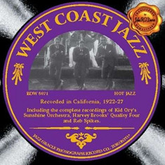 V/A - West Coast Jazz:.. ( 1 CD ) - Muzica Jazz