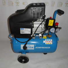 Compresor 24L GUDE 210/8/24 - Compresor electric