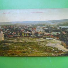 HOPCT 32 A CERNAVODA VEDERE GENERALA IN ANUL 1912-CT-JUD CONSTANTA-CIRCULATA - Carte Postala Dobrogea 1904-1918, Printata
