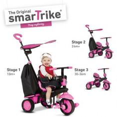 Smart Trike Delight Pink - Tricicleta copii