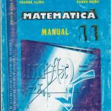 Manual Matematica, clasa a 11-a, a XI-a, autori Leonte Alexandru, George Turcitu, Clasa 11