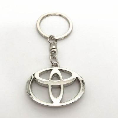 Breloc nou auto pentru TOYOTA metal  + ambalaj cadou foto