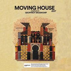 V/A - Moving House 2017 ( 1 CD ) - Muzica House