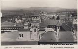ALBA  IULIA  BISERICA DE INCORONARE FOTO BACH ALBA IULIA 1931, Necirculata, Fotografie