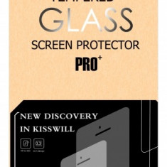 Folie Protectie ecran antisoc Samsung Galaxy A5 (2017) A520 Kisswill Tempered Glass Originala - Folie de protectie
