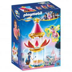 Super 4 Turnul floare al zanelor Playmobil