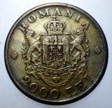 2.110 ROMANIA MIHAI I 2000 LEI 1946, Alama