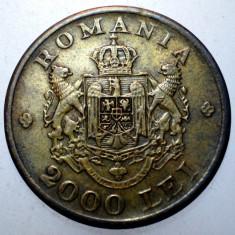 2.110 ROMANIA MIHAI I 2000 LEI 1946 - Moneda Romania, Alama