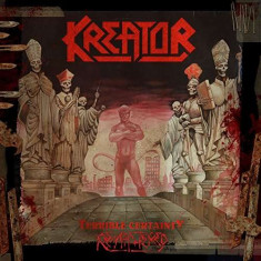 Kreator - Terrible Certainty ( 2 CD ) - Muzica Rock