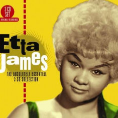 Etta James - Absolutely Essential 3.. ( 3 CD ) - Muzica Blues