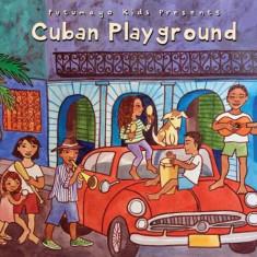 Putumayo Presents - Cuban Playground ( 1 CD ) - Muzica Sarbatori