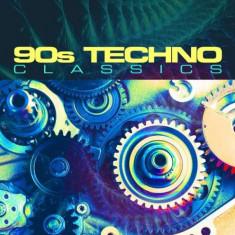 V/A - 90s Techno Classics ( 2 CD ) - Muzica House