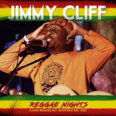 Jimmy Cliff - Reggae Nights - Radio.. ( 1 CD ) - Muzica Reggae