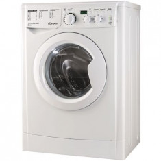 Masina de spalat Indesit EWSD 61051 W EU - Masina de spalat rufe Indesit, 6 kg, A+