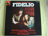 Ludwig Van Beethoven - FIDELIO - 3 LP Vinil Originale Germany - ca NOI, emi records