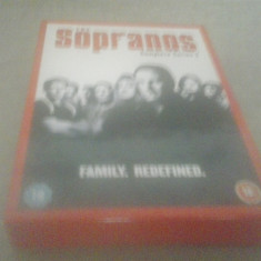 The Sopranos – Complete Series 2 - 13 ep - DVD [B, C, cad] - Film serial, Drama, Engleza