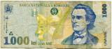 1000 lei 1998, stare VF